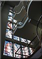 TG2307 : 37 Surrey Street - Sentinel House (stained glass) : Week 32