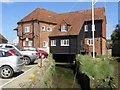 SU8003 : Bosham Mill on Bosham Stream by Steve Daniels
