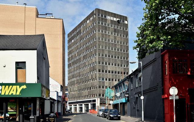 Fanum House, Belfast (August 2018)