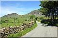 SH7142 : Lane at Pont y Pandy by Jeff Buck