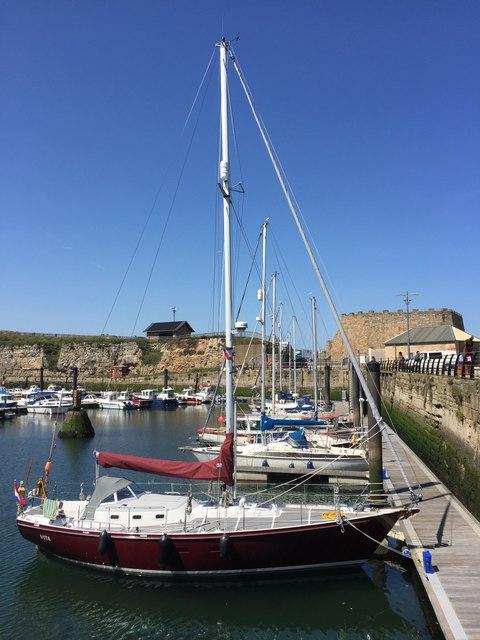 Seaham Harbour Marina