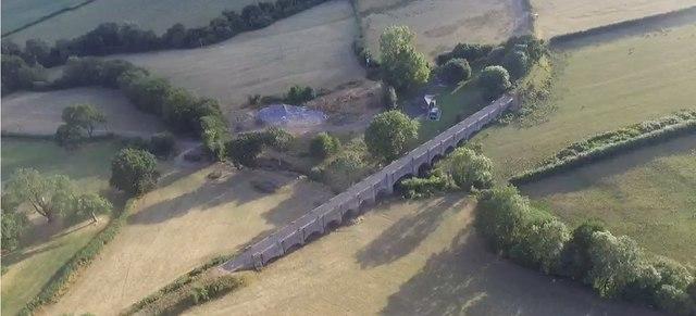 Studley Aqueduct Clee Hill