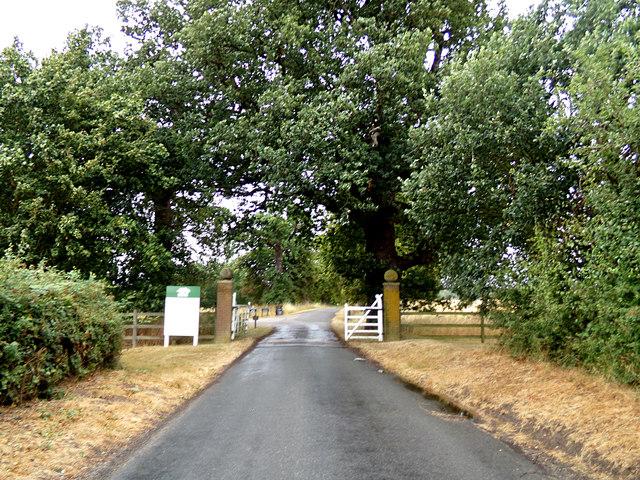 Marks Hall Road, Coggeshall