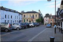 SO4959 : Corn Square, Leominster by Bill Boaden