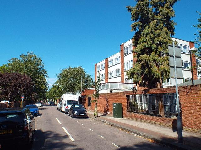 Dover Park Drive, Roehampton