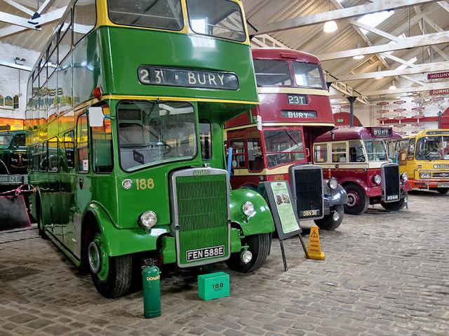 Three Buses to Bury
