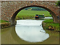 SP5969 : Grand Union Canal north-west of Watford in Northamptonshire by Roger  Kidd