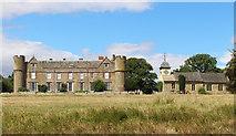 SO4465 : Croft Castle and St Michael's Church by Des Blenkinsopp