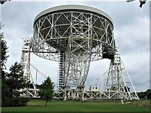 SJ7971 : Lovell Telescope, Jodrell Bank by G Laird