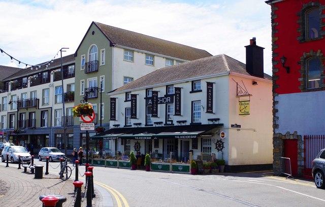 Anchor Bar (1), Davitt's Quay, Dungarvan, Co. Waterford