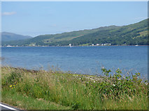 NS0571 : The Kyles of Bute by Thomas Nugent