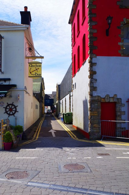 Carberry's Lane, Dungarvan, Co. Waterford