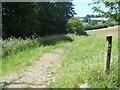 SK2381 : This way to Baulk Lane by Michael Dibb