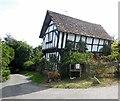 SP2050 : Preston On Stour-Priest Cottage : Week 32