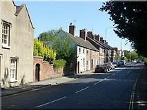 SK3616 : Leicester Road, Ashby-de-la-Zouch by Alan Murray-Rust