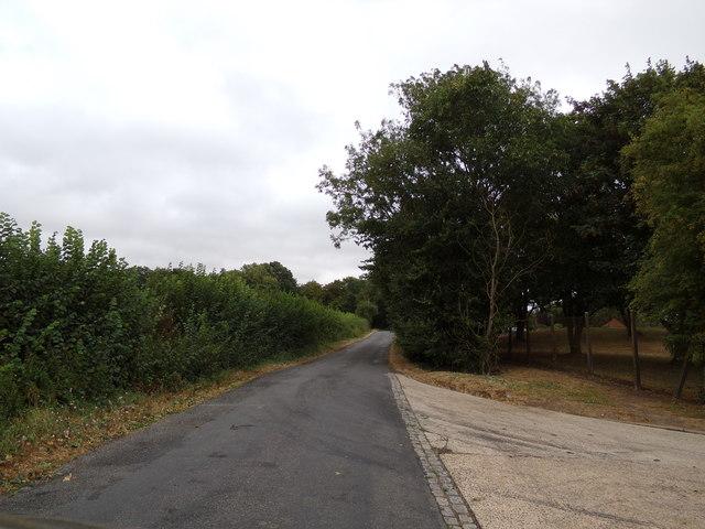America Road, Earls Colne