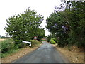 TL8628 : Entering Earls Colne on Tey Road by Geographer