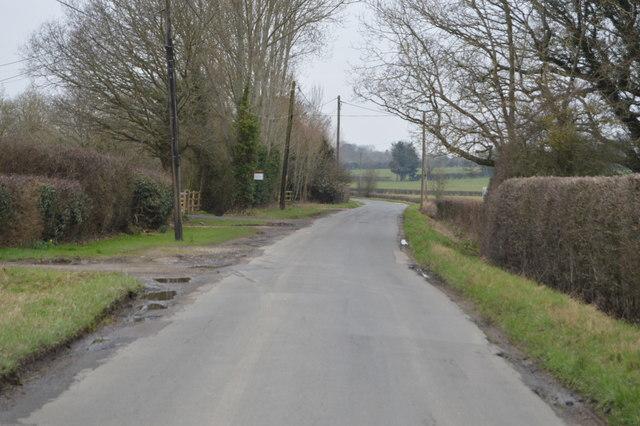Near Ponds Farm