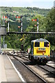 NZ8205 : Semaphore Signals at Grosmont by David Robinson