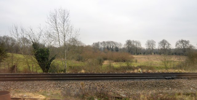 Near Southcote Junction