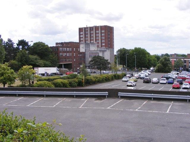 9b713416fcfba Molineux View © Gordon Griffiths cc-by-sa 2.0    Geograph Britain ...