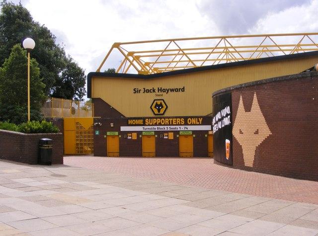 The Sir Jack Hayward Stand