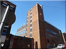 SE3320 : Wakefield Telephone Exchange (1) by David Hillas