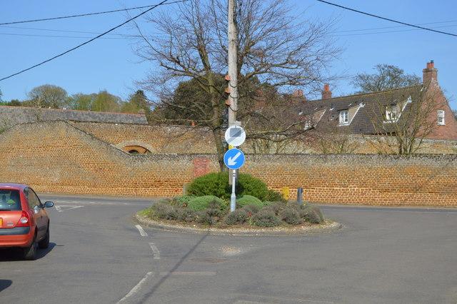 Alma Rd, B1440 junction