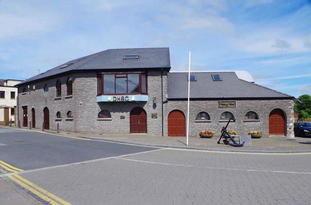 Dungarvan Harbour Sailing Club, Davitt's Quay, Dungarvan, Co. Waterford