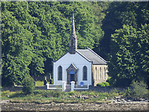 NS0473 : Church of Scotland, Colintraive by Thomas Nugent