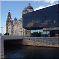 SJ3390 : Museum Tunnel, Liverpool Canal Link by Ian Taylor
