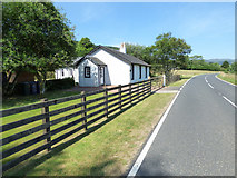 NS0373 : Rhubodach Cottage by Thomas Nugent