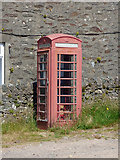 NS0374 : Red phone box by Thomas Nugent