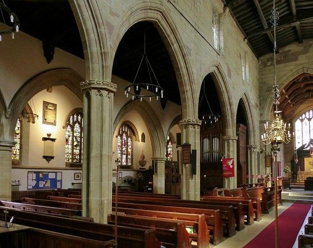 Church of St Helen, Ashby-de-la-Zouch