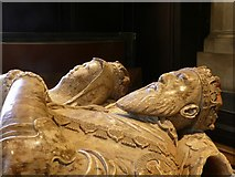SK3616 : Church of St Helen, Ashby-de-la-Zouch – Hastings tomb – 1 by Alan Murray-Rust