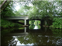 SE3967 : Cut Bridge, Milby Cut, River Ure [northbound] by Christine Johnstone