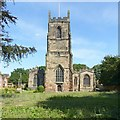 SK3616 : Church of St Helen, Ashby-de-la-Zouch by Alan Murray-Rust