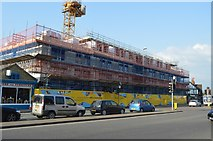 TL4658 : Construction, Newmarket Rd by N Chadwick