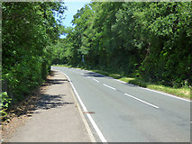 NS0275 : The A886 road by Thomas Nugent