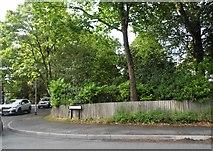 TQ3118 : Folders Lane at the junction of Keymer Road by David Howard