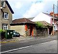 ST1888 : Telecoms cabinet, Lower Glyn Gwyn Street, Trethomas by Jaggery