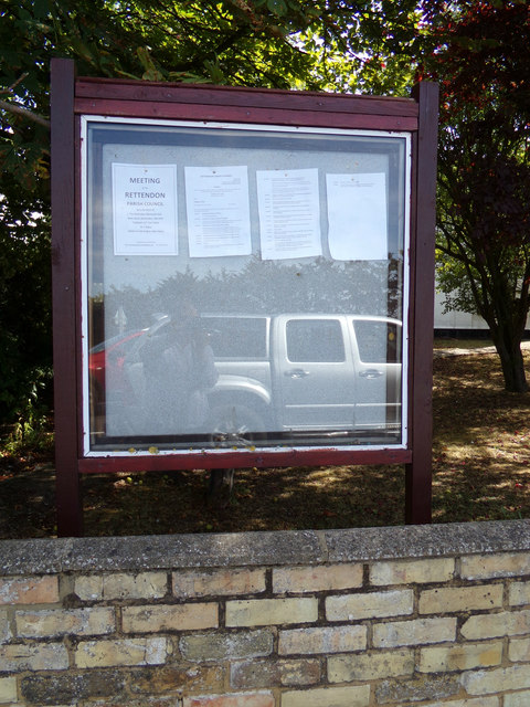 Battlesbridge Free Church Notice Board