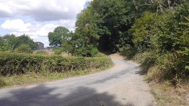 Trelystan to Leighton road