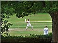 SK2381 : Cricket at Hathersage : Week 33