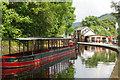 SJ2142 : Llangollen Canal, Llangollen by Stephen McKay