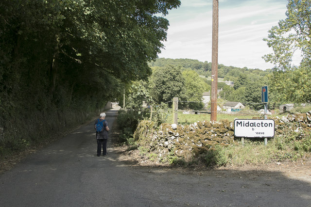 The road to Middleton