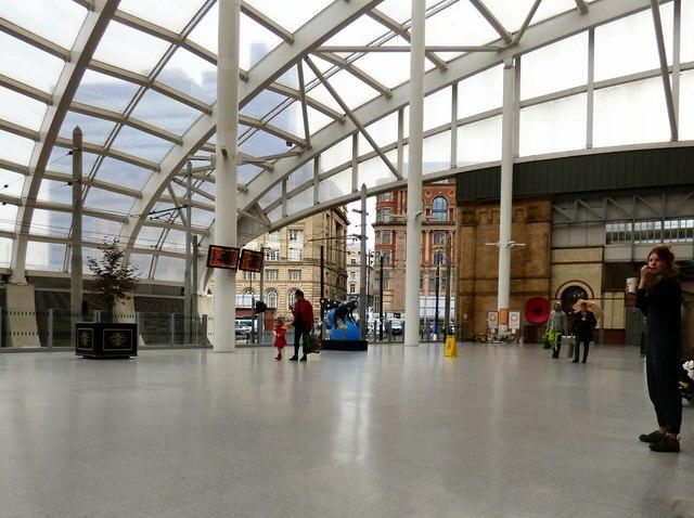 Victoria Station Concourse