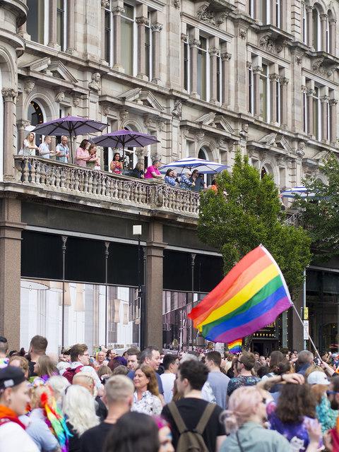 Belfast Pride Festival 2018