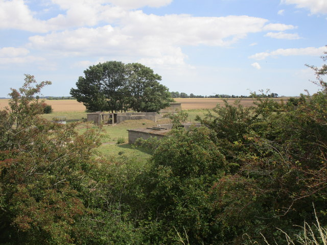 WW2 Remains at Stone Creek