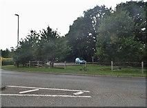 TQ2918 : Jane Murray Way, Burgess Hill by David Howard
